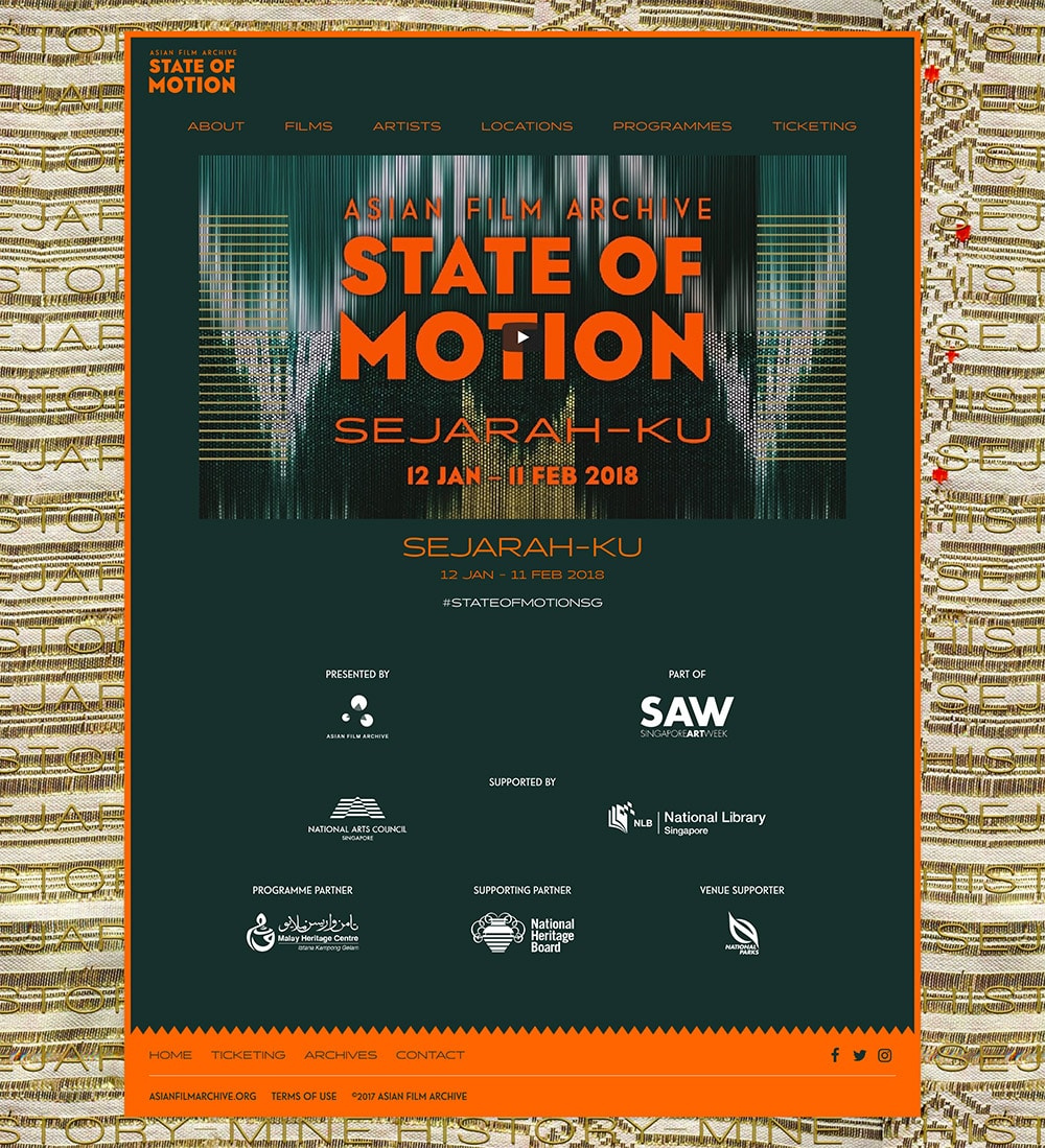 State of Motion 2018